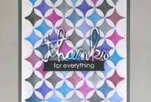 Craftiness - Stencils and More