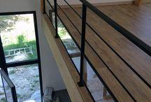 barrière escalier