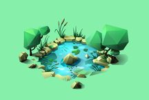 ::LowPoly::