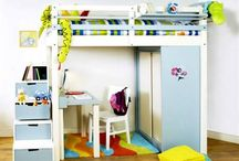 Kids Room / Ideas for our kids rooms. / by Kris Kelly