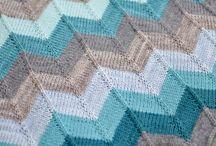 Tricot - Couvertures et plaids