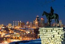 My Home Town / It's about Kansas City Missouri and close by towns. / by Bea Cowie