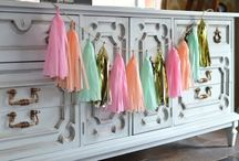 Easter Paty Decor