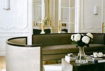 ANDRE PUTMAN / interior designer