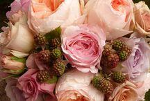 Mariage bouquets / mes réalisations
