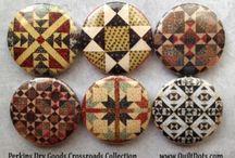 Perkins Dry Goods Quilt Patterns