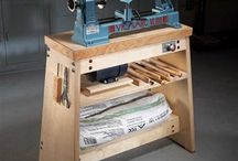 Woodworker's shop