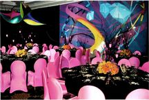 Sweet 16s, Mitzvahs, Quinceneras, Anniversaries, Party Planning / Social Party Planning