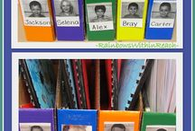 Classroom organization / Ways to stay organized. Labels, sorting, filing, keeping clean