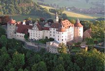 Schloss Langenburg / Schloss der Fürsten von Hohenlohe-Langenburg