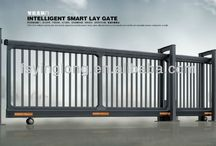 Porți glisante