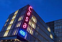 CASA 400 / De daktuin van CASA 400