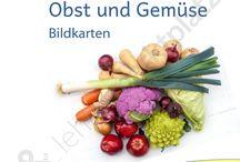Unterrichtsmaterial zu Obst & Gemüse / #obst #gemüse #unterrichtsmaterial #lehrmaterial  https://lehrermarktplatz.de/searchResults?query=obst%20gem%C3%BCse