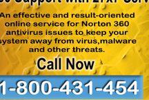 Contact 1-800431454 Norton 360 Support Australia