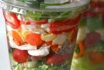 Projeto saladas de pote
