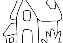 dibujos patchwork