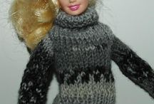 Sindy and Barbie Knitting Patterns