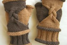 Knitted Gloves Patterns / knitted Gloves patterns, knit gloves photos, crochet gloves inspiration, knitting gloves tutorials. Finger-less gloves, mittens, or just regular gloves