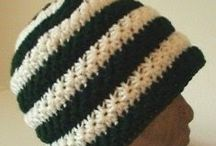 Star stitch hat