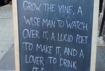 Wine Quotes & Fun / For more New Zealand wine inspiration visit sipnzwine.com