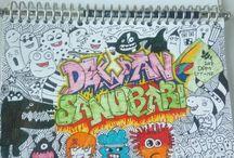 doodle / doodle graffity