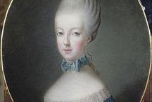 porträtt 1700-1800 tal