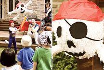 Piñata Johel pirata