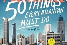atlanta / by Careese Peters