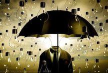 Umbrellas / by Krisztina Kiss