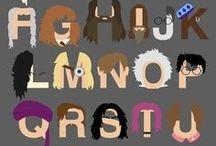A Funny letter of alfabet