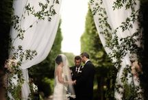 Fairytale Wonderland / After seeing a gorgeous image of a wedding at Chicago Botanic Garden Weddings by Jason Kaczorowski Photography we wanted to explore this look further...
