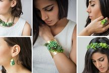 Joyas / Joyas especiales y originales que completen el look de novia ideal