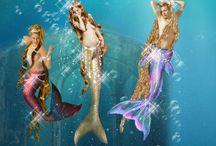 Mermaids / by April McKinley