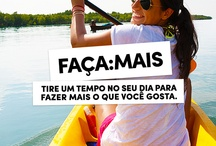 #FaçaMais Rexona / #autoajudadodia apresentada por Rexona! / by Autoajuda do dia