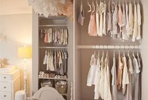 Nursery Cupboard ideas