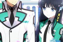 Mahouka Koukou No Rettousei / Anime!