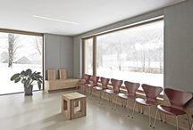 Interior design - hospital