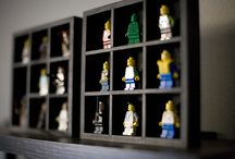 all things LEGO / by Angela Anderson