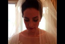 Vintage wedding hair and Make up by Kim