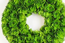 St. Patrick's Day / Send Green for St.Patrick's Day this year! We offer same day delivery to White Plains, Yonkers, New York, surrounding areas or nationwide.  http://www.blossomflower.com/occasions/st-patricks-day-flowers/