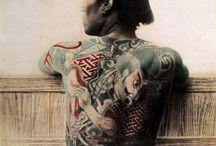 刺青 和洋彫