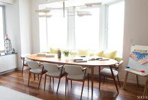 Woonkeuken / Over concept inrichting keuken