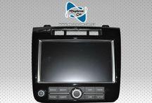 Neu Original Bildschirm Navi MMI Display Touch ALPINE Navigation VW TOUAREG 2011-2014 7P 7P6919603