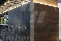 Unique timber ideas
