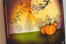 Halloween Cards / by Andrea Delano