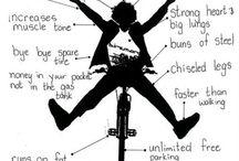 I wanna ride my Bicycle!