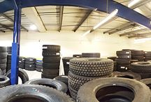 Lodge Tyres, Salford, Manchester