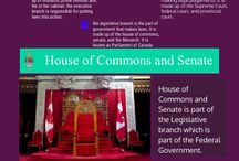 Federal Government Infographic