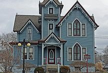 Historic Homes / by Visit Springfield