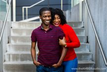 Engagement Photography by The Amber Studio